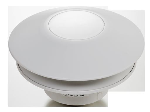 SCVU2 Ventilateur Silencieux Et Conforme Aux Normes PEB