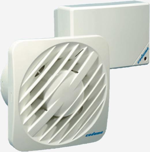 Ventilation puissante et conomique pour salles de bains for Ventilation pour salle de bain