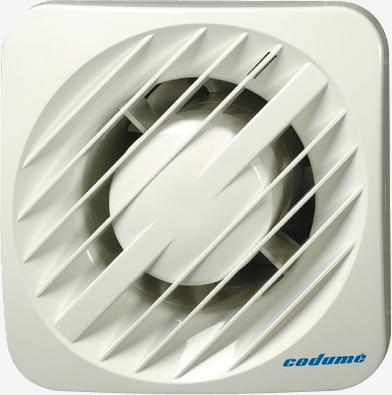 Ventilation puissante et conomique pour salles de bains for Extracteur pour salle de bain et wc