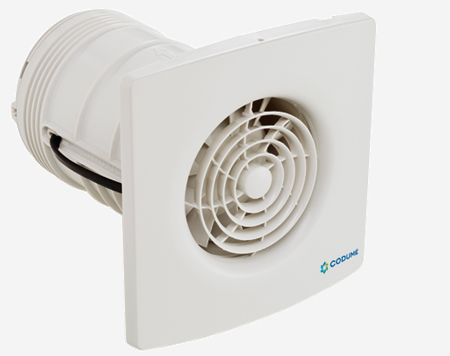 Ventilation Puissante Et Economique Pour Salles De Bains Codume